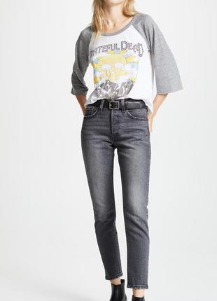Джинсы черные женские levis 501® skinny jeans