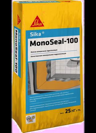 Sika® MonoSeal-100  Жесткая однокомпонентная гидроизоляционная см