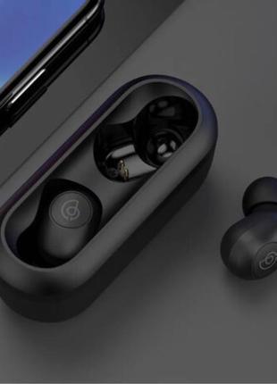 Безпровідні блютуз навушники Xiaomi Haylou Gt2 black