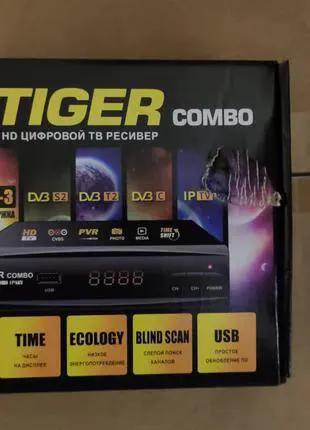 Tiger Combo-комбинированный ресивер