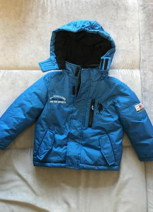 Куртка polo
