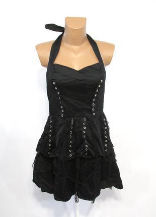 Платье hearts & roses, 16 (44), стильное, как новое!