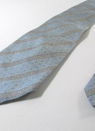 Галстук jonelle silk, 9.5 см, как новый!