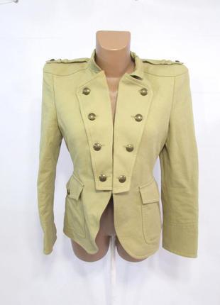 Куртка zara woma, m (12), мин загрязнения, уценка!