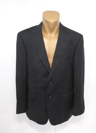 Пиджак т.синий mc.gregor, т.синий, 52, шерсть, качество (пуг. ...