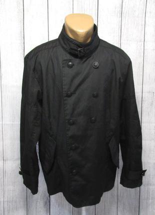 Куртка ветровка new look, l, черная, стильная, как новая!