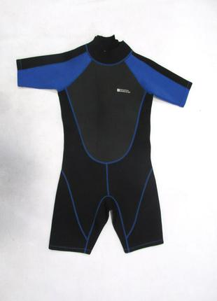 Гидро костюм детский mountain warehouse, 9-10 лет (134-140), 3...