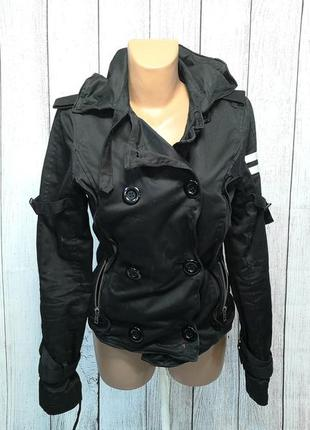 Куртка легкая psycho cowboy, m (12), стильная, отл сост!