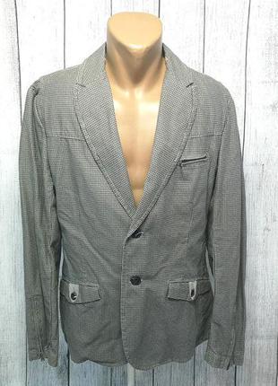 Пиджак стильный forecast, m, cotton, как новый!