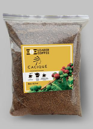 """Кофе растворимый сублимированный Касик,""""Cacique"""", Бразилия, 0.5кг"""