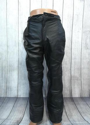 Штаны кожаные мотоштаны с защитой b.sitatam nene college. как ...
