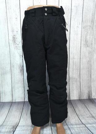 Штаны теплые лыжные ix out of x, как новые!