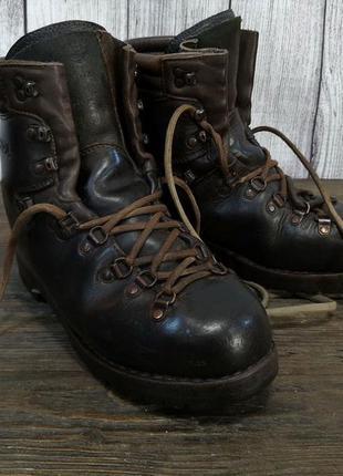 Ботинки вибрамы  meindl, крепкие, треккинговые