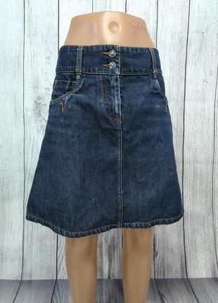 Юбка миди donaldson, джинсовая