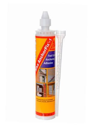 Sika® AnchorFix-1 Быстродействующий монтажный клей