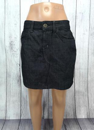 Юбка джинсовая миди s.oliver