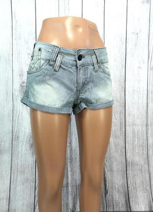Шорты джинсовые короткие, стильные