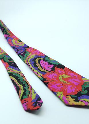 Галстук стильный thai silk, шелковый