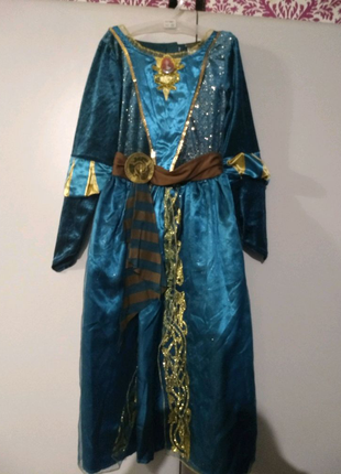 Карнавальное платье Меринды