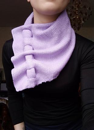 Оригинальный шарф-платок