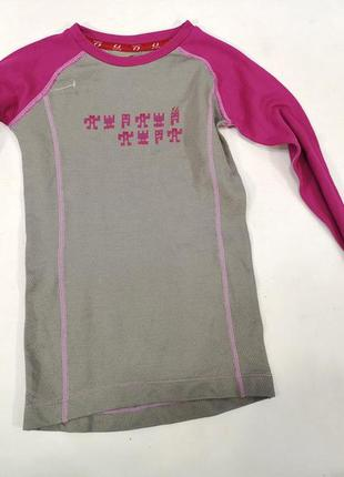 Футболка термокофта для девочки ulvang