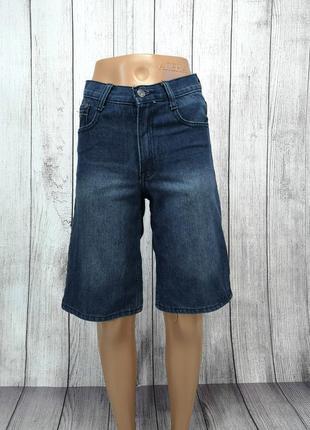 Шорты джинсовые old school, стильные