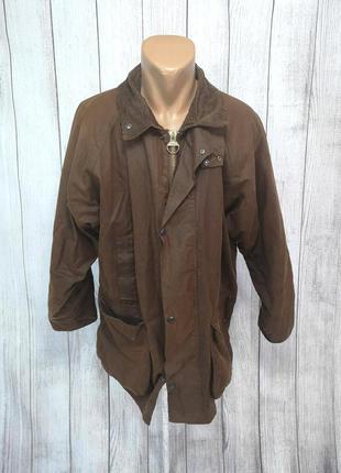 Куртка вощеная haven country classic, англиский стиль, теплая