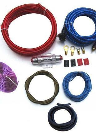 Набор проводов, кабель для усилителя / сабвуфера Harmtesam