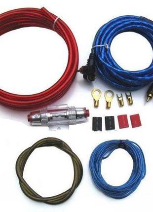Набор проводов, кабель для усилителя / сабвуфера Harmtesam HT468