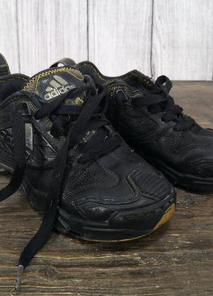 Кроссовки детские adidas, черные