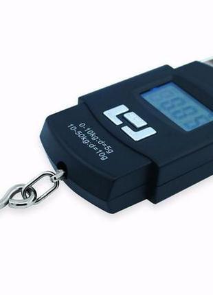 Весы электронные портативные, кантер WH-A08 до 50 кг