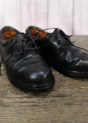 Туфли стильные panama jack, кожаные