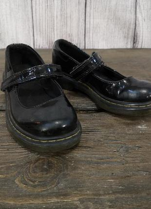 Туфли детские эксклюзивные dr.martens, кожазм