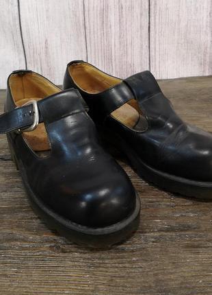 Туфли стильные tred air, england