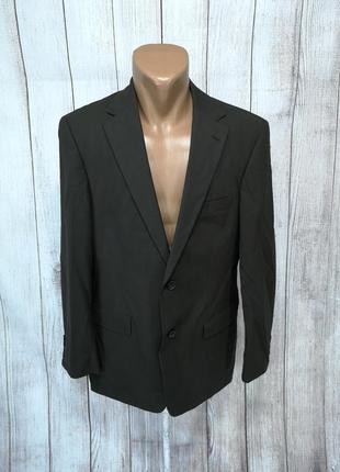 Пиджак стильный, фирменный boss, коричневый