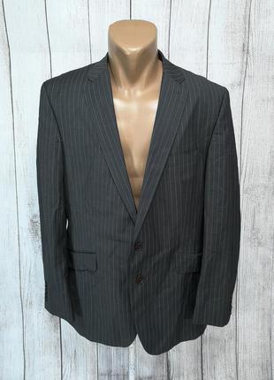 Пиджак стильный alexandre, серый