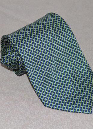 Брендовый галстук john lewis шелк