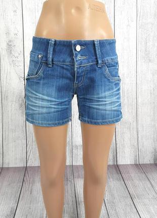 Шорты джинсовые revers jeans