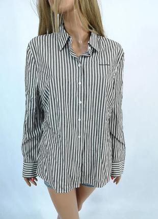 Рубашка стильная marco polo, фирменная