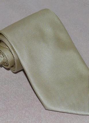 Брендовый галстук rack италия шелк