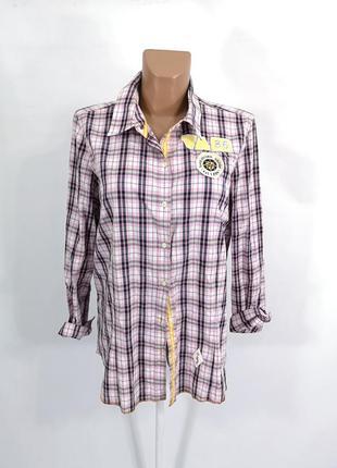 Рубашка фирменная jake's, стильная