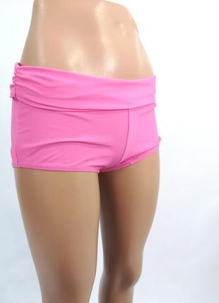 Плавки розовые miso, стильные