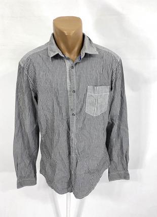 Рубашка фирменная esprit slim fit