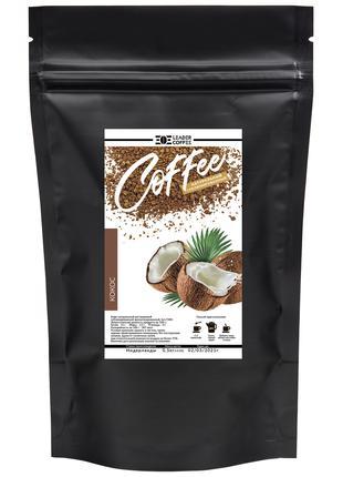 Кофе растворимый сублимированный с ароматом Кокос