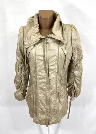 Куртка ветровка стильная creenstone, фирменная