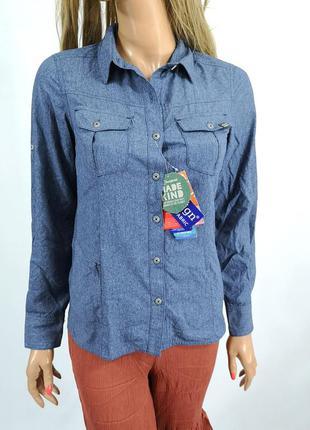 Рубашка стильная berghaus, outlet explorer shirt