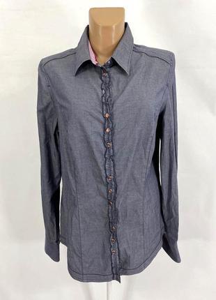 Рубашка стильная, фирменная even