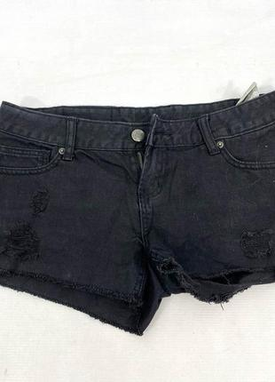Шорты джинсовые fishbone коротки