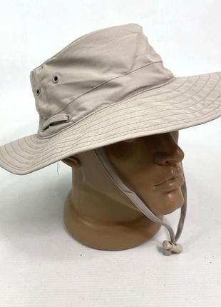 Шляпа панама tresspass, св.серая