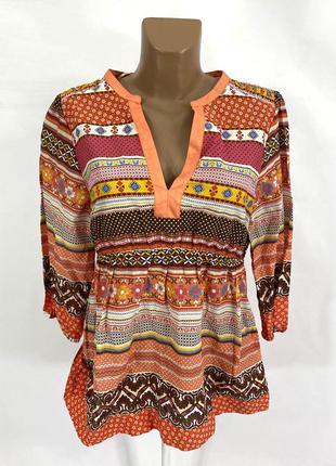 Блузка стильная, легкая h&m, качественная